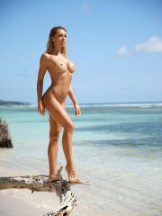 Fitness Model Nude Beach