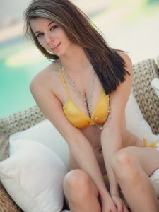 Little Yellow Bikini